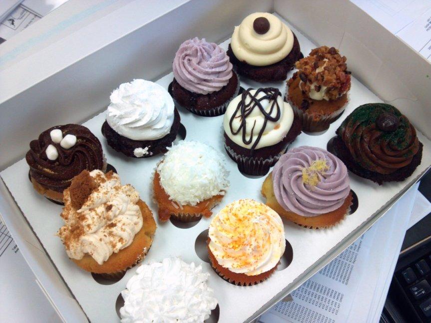 NoRA Cupcake PollWinners!